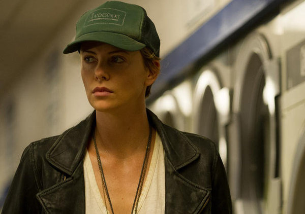 "Charlize Theron es Libby Day en ""Dark Places""."
