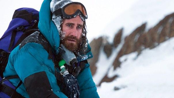 """Jake Gyllenhaal es Scott Fischer en """"Everest""""."""