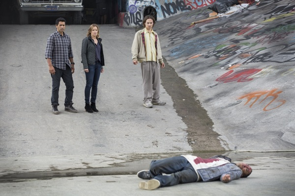 "Escena de ""Fear the Walking Dead""."