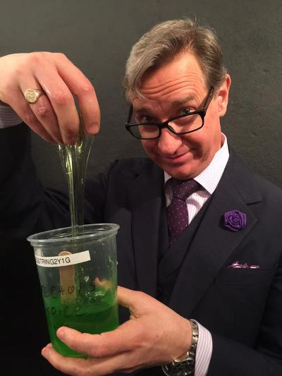 "Paul Feig, director del remake ""Ghostbusters""."
