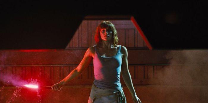 """Bryce Dallas Howard es Claire en """"Jurassic World""""."""