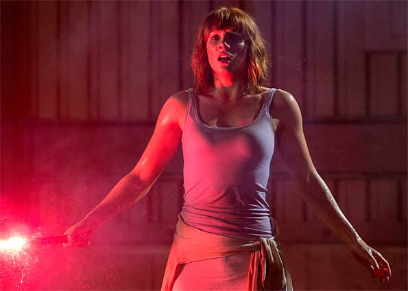 "Bryce Dallas Howard es Claire en ""Jurassic World""."