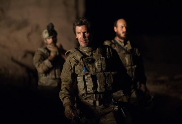 "Josh Brolin como Matt en ""Sicario""."