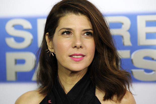 """Marisa Tomei, de 50 años de edad, podría entrar al elenco del remake """"Spider-Man"""". / Foto fuente: AP/Chris Pizzello / www.salon.com"""
