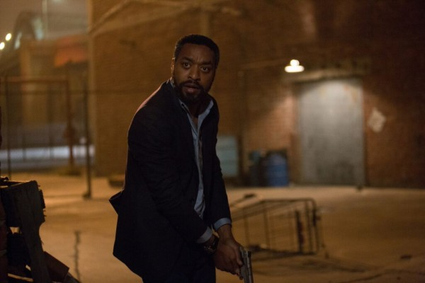 "Chiwetel Ejiofor es Ray en ""Secret in Their Eyes""."
