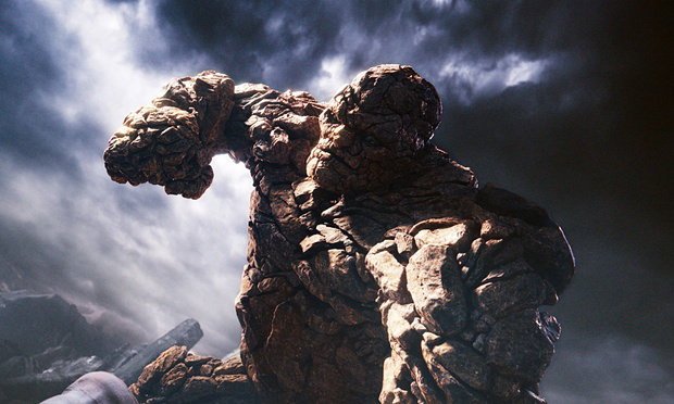 "Imagen de Ben Grimm / The Thing en ""Fantastic Four""."