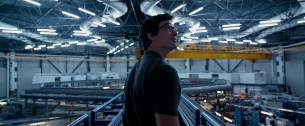 "Miles Teller es Reed Richards en ""Fantastic Four""."