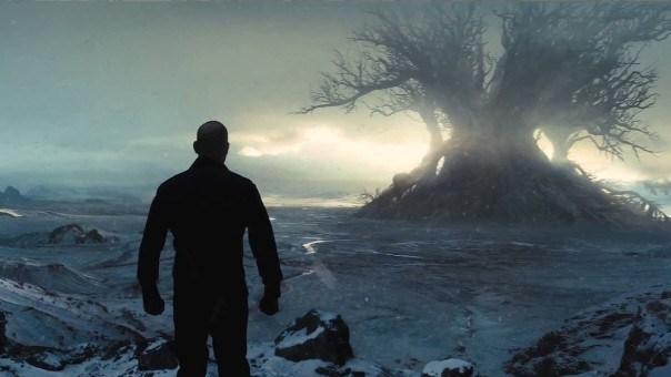 "Escena de ""The Last Witch Hunter""."