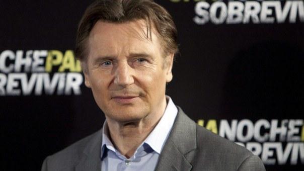 "Liam Neeson terminó de grabar el film de Martin Scorsese ""Silence"". / Fuente foto: AP/Abraham Caro Marin, File/ www.news1130.com"