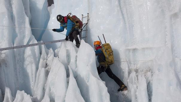 "Escena de ""Everest"" (2015)"