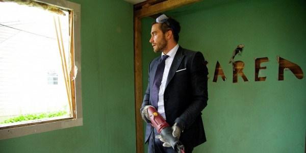 """Jake Gyllenhaal es Davis Mitchell en """"Demolition""""."""