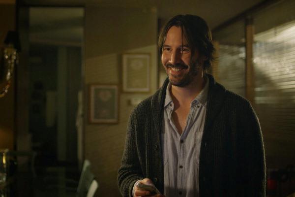"""Keanu Reeves es Evan Webber en """"Knock Knock""""."""