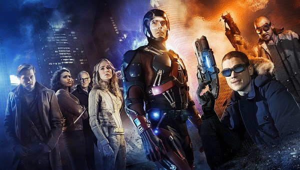 "Algunos de los personajes estelares de la serie de The CW ""Legends of Tomorrow"". / Fuente foto The CW"