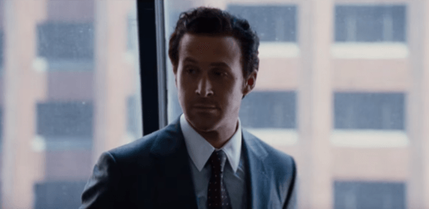 "Ryan Gosling es Greg Lippmann en ""The Big Short""."
