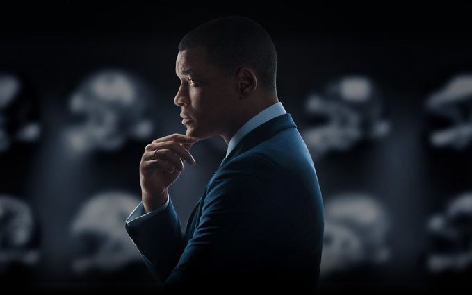 "Will Smith en ""Concussion""."