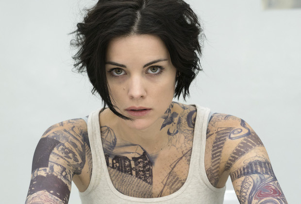 "Jaimie Alexander es Jane Doe en ""Blindspot"". / Fuente foto: Virginia Sherwood/NBC"