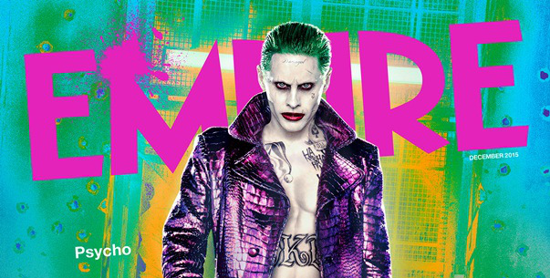 "Jared Leto es The Jocker en ""Suicide Squad""."