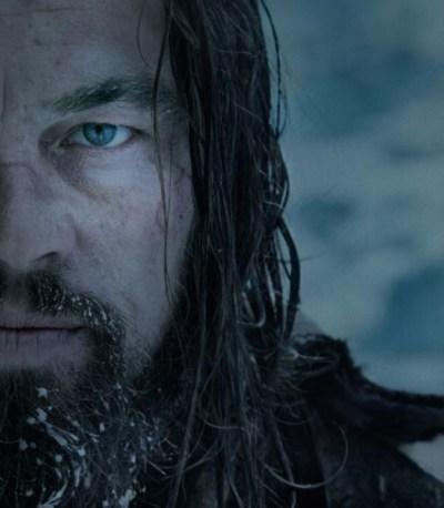 "Leonardo Di Caprio es Hugh Glass en ""The Revenant""."