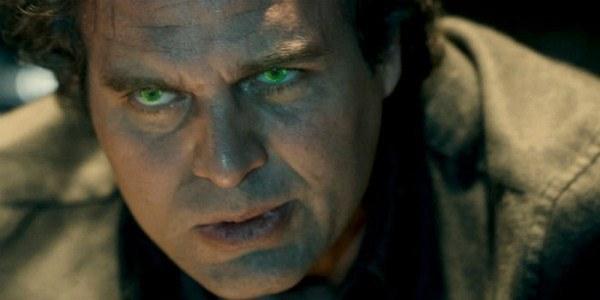 "Mark Ruffalo como Bruce Banner/Hulk en ""The Avengers"" (2012)."