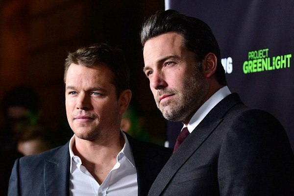 Matt Damon y Ben Affleck / Fuente foto: WireImage / www.dailymail.co.uk