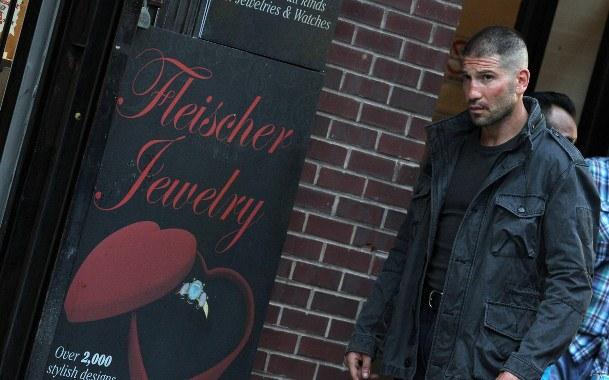 "Jon Bernthal como Frank Castle en ""Daredevil"" (2016)."