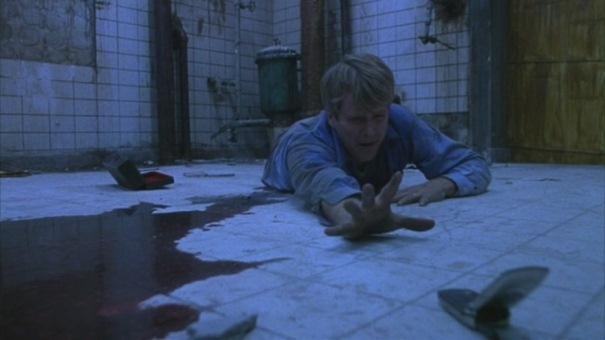 "Cary Elwes en ""Saw"" (2004)."