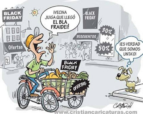 Black Friday o Viernes Negro en Republica Dominicana