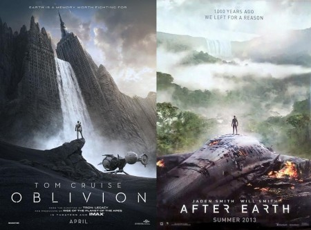 Oblivion_After_Earth_posters-450x332