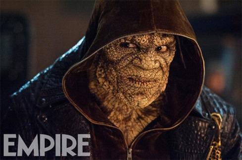 "Adewale Akinnuoye-Agbaje como Killer Croc en ""Suicide Squad""."