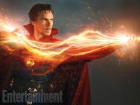 "Benedict Cumberbatch es Dr. Stephen Strange en ""Doctor Strange""."
