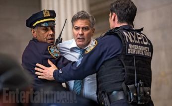 "George Clooney en ""The Accountant""."