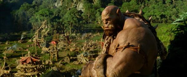 "Toby Kebbell como Durotan en ""Warcraft""."