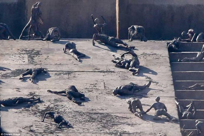 """Imagen de las locaciones de """"Alien: Covenant""""."""