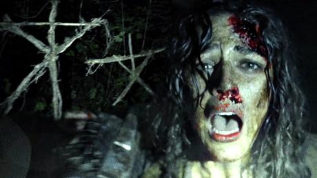 """Callie Hernandez en """"Blair Witch""""."""