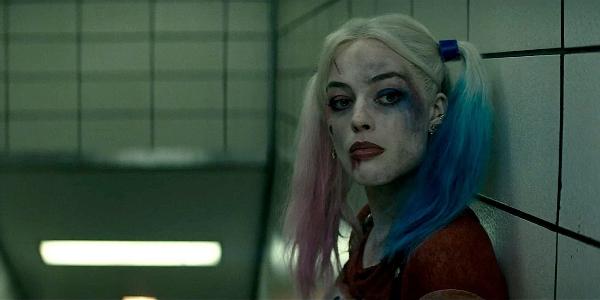 "Margot Robbie en ""Suicide Squad""."