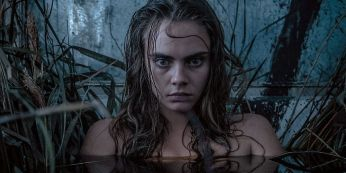 "Cara Delevingne es June Moone / Enchantress en ""Suicide Squad""."