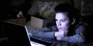 """Hayley Atwellen """"Black Mirror"""" (T2)."""