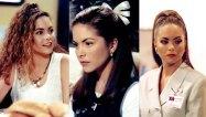 "Lucero en ""Lazos de Amor"" (1996, Televisa)."