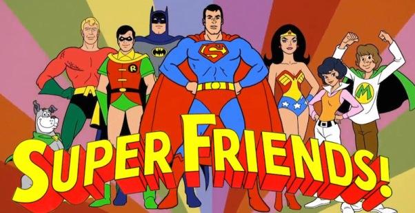sjuper-friends