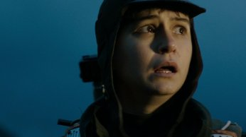 "Katherine Waterston es Daniels en ""Alien: Covenant""."