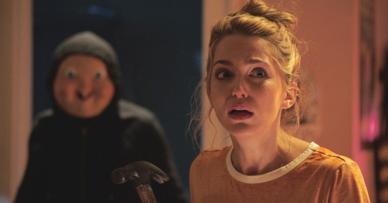 Pesadilla sin fin en trailer film Happy Death Day