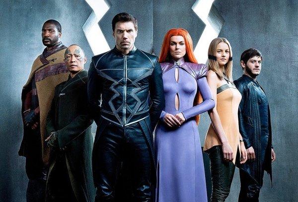 The-Inhumans
