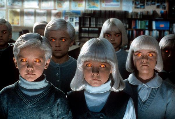 The Village of the Damned (1995)