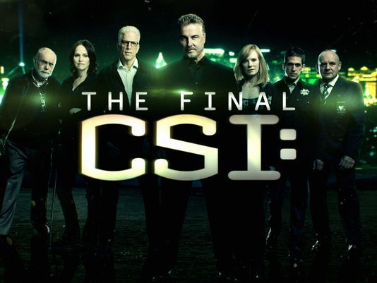 Protagonistas – #CSI  #CrimeSceneInvestigation  √