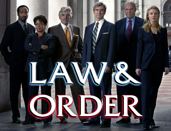 Protagonistas – #LawAndOrder √