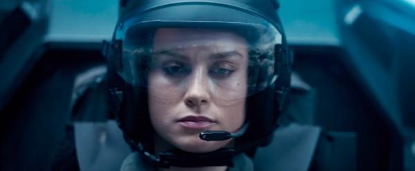 """Brie Larson en """"Captain Marvel"""" (2019). / Imagen via Marvel Studios"""