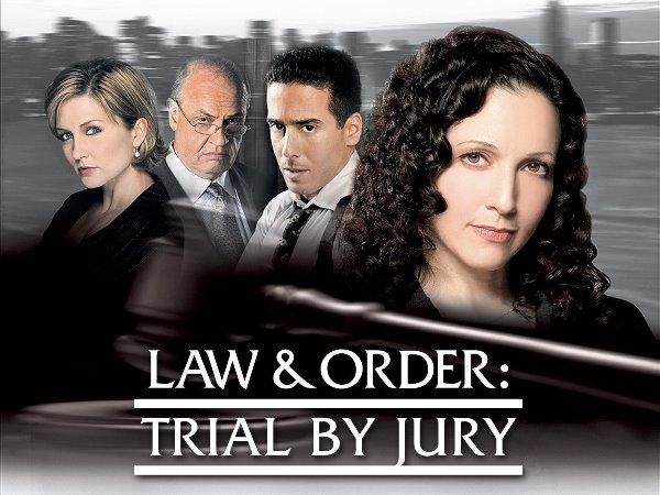 Law & Order Trial by Jury